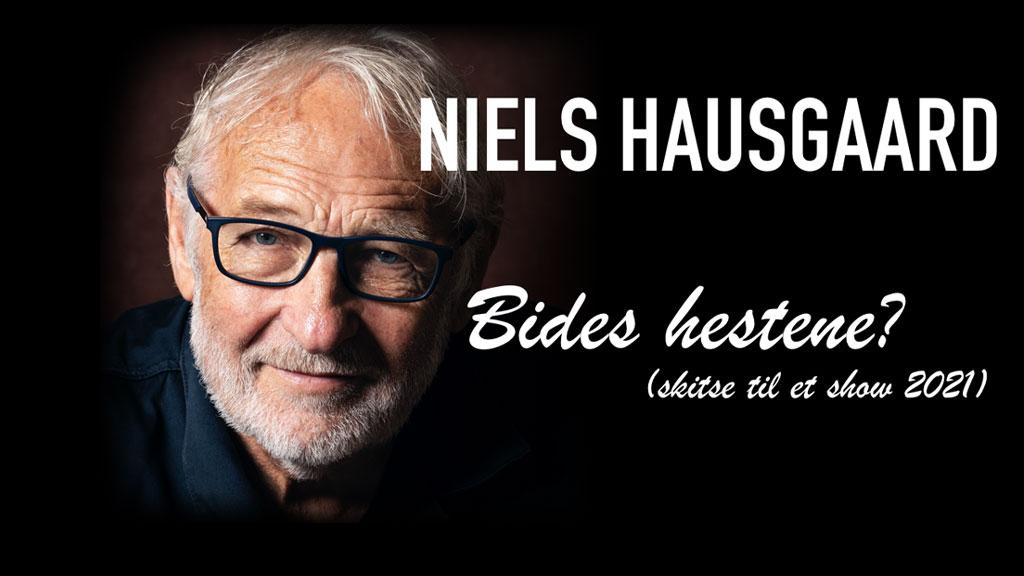 Niels Hausgaar - Bides af heste - Vendelbohus Hjørring