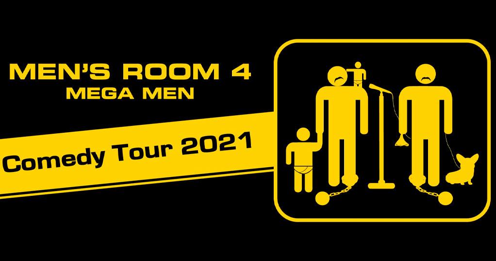 MEN'S ROOM 4 MED TORBEN CHRIS OG THOMAS HARTMANN