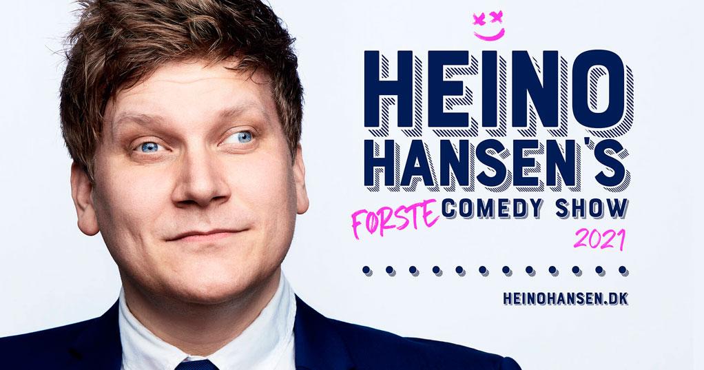 heino-hansens-første-comedy-show
